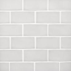 Mist Brick Ceramic Mosaic