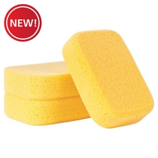 New! Goldblatt All Purpose Sponge Quarry Process Dump - 3pk.
