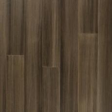 EcoForest Vintage Gray Hand Scraped Locking Stranded Engineered Bamboo