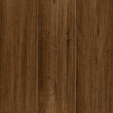 EcoForest Holland Hand Scraped Solid Stranded Bamboo