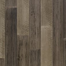 Modish Gray Hand Scraped Solid Stranded Bamboo