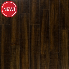 New! EcoForest Brasada Sawn Wire Brushed Solid Stranded Bamboo