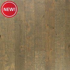 New! Calypso Gray Birch Hand Scraped Locking Engineered Hardwood