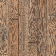 Natural Gray Oak Distressed Solid Hardwood