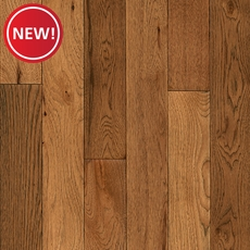 New! Copper Canyon Hickory Hand Scraped Solid Hardwood
