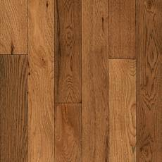 Copper Canyon Hickory Wire Brushed Solid Hardwood