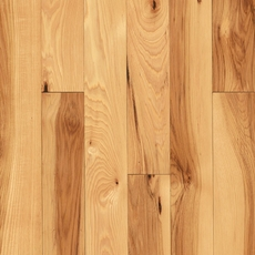 Fossil Hickory Smooth Solid Hardwood