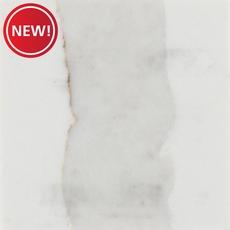 New! Ready to Install Calacatta Classique Quartz Prefab Slab Includes Backsplash