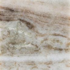 Ready to Install Fantasy Brown Marble Prefab Slab Includes Backsplash