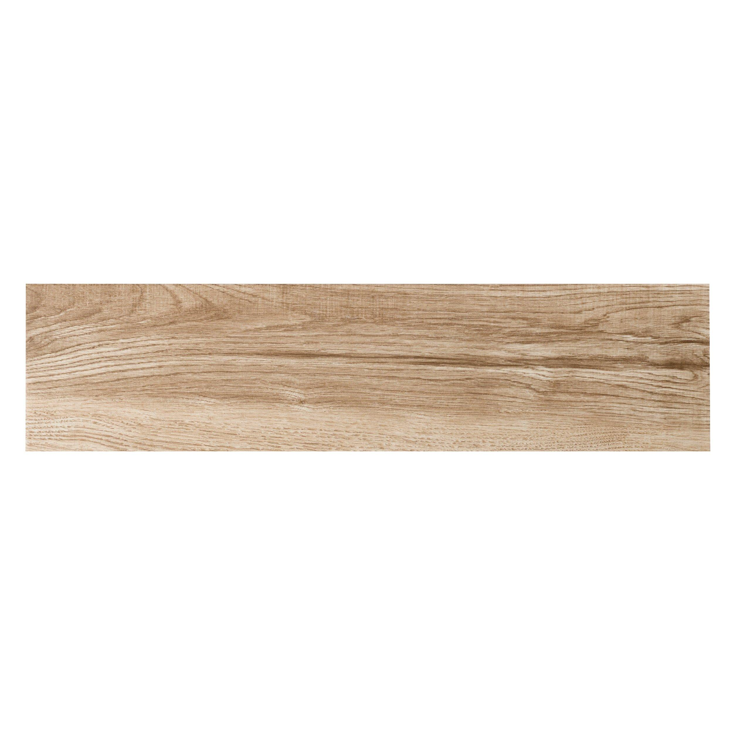 Kingston oak wood plank porcelain tile 6in x 24in 100429778 kingston oak wood plank porcelain tile 6in x 24in 100429778 floor and decor dailygadgetfo Image collections