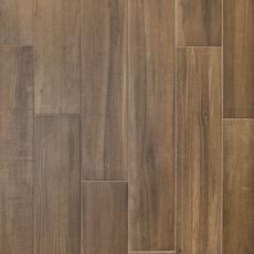 Ozark Pecan Wood Plank Porcelain Tile