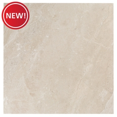 New! Roya Beige Polished Marble Tile
