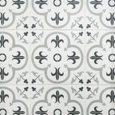 Florentina Gray Ceramic Tile