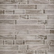 Sterling Woods Glass Mosaic