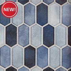 New! Navy Pier Glass Mosaic