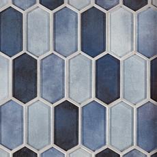 Navy Pier Glass Mosaic