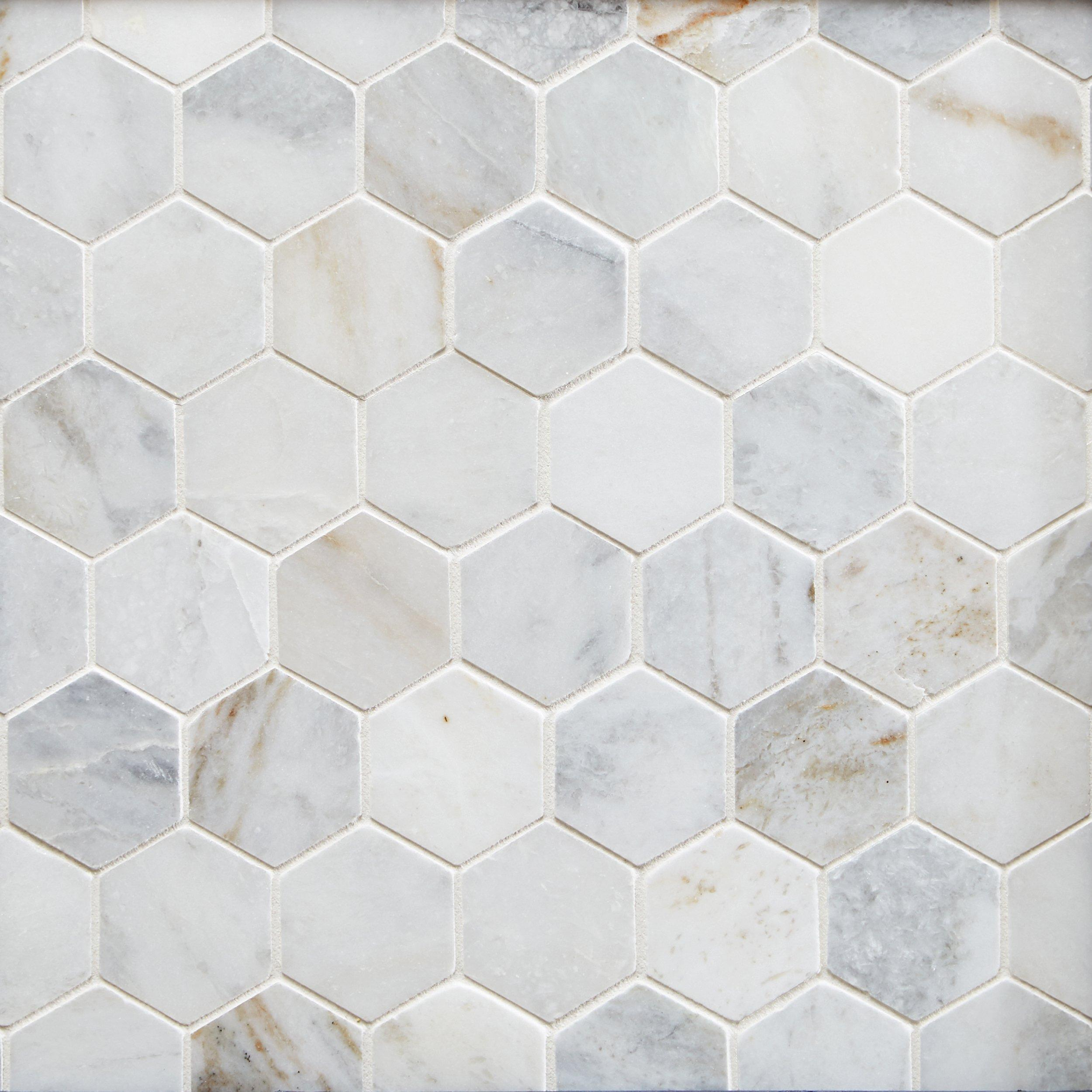 Marble flooring cheap about living room design subway tile plus fabulous bianco orion hexagon polished marble mosaic with marble flooring dailygadgetfo Gallery