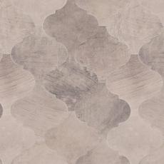 Concrete Arabesque Porcelain Mosaic