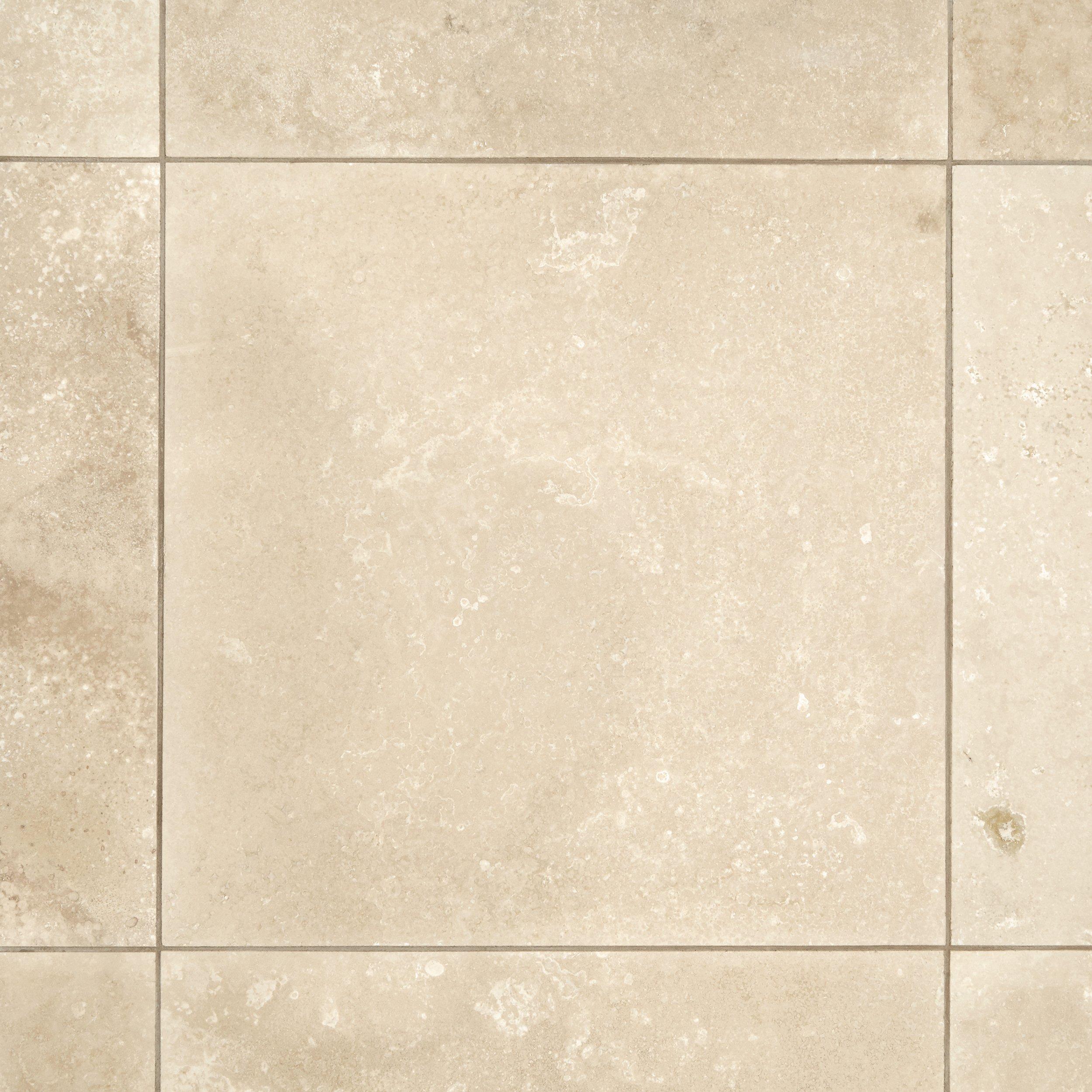 Cascade Commercial Travertine Tile 18 X 18 100061498