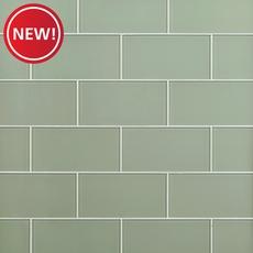 New! Veranda Glass Tile