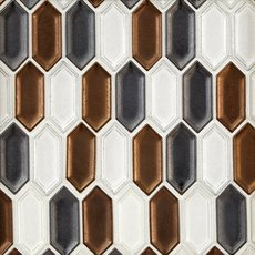 Warwick Picket Matte Porcelain Mosaic