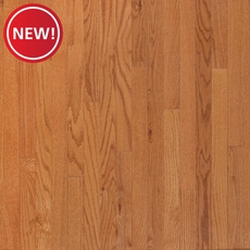 New! Butterscotch Select Oak Solid Hardwood