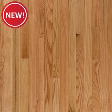 New! Natural Select Oak Solid Hardwood