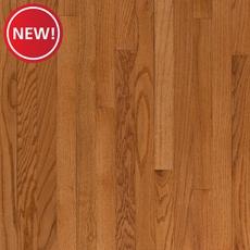 New! Butterscotch Select Oak High Gloss Solid Hardwood
