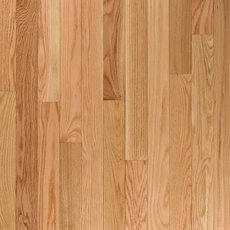 Natural Select Oak High Gloss Solid Hardwood