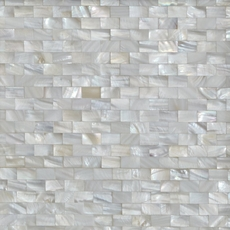 Mother of Pearl Marble Mosaic