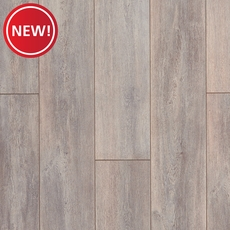 New! Ashbury Oak Gray Matte Laminate