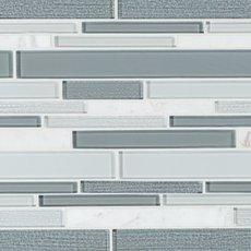 Clarity Stone II Glass Mosaic