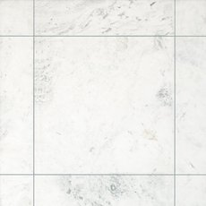 Lilac White Polished Marble Tile