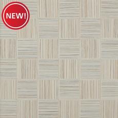 New! Tessuto Beige Ceramic Mosaic