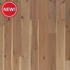 New! Acacia Gray Handscraped Solid Hardwood