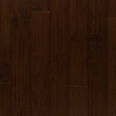 Hickory Espresso Handscraped Engineered Hardwood