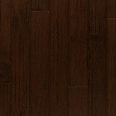 Hickory Espresso Handscraped Engineered Hardwood