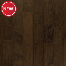 New! Hickory Granite Wire-Brushed Engineered Hardwood
