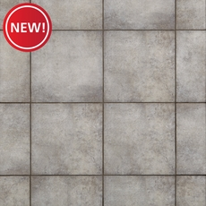 New! Tulsa Gray Ceramic Tile