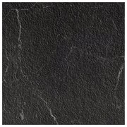 Genus Black Hammered Porcelain Tile
