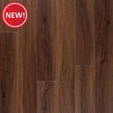 New! Tribeca Oak Matte Luxury Vinyl Plank with Foam Back