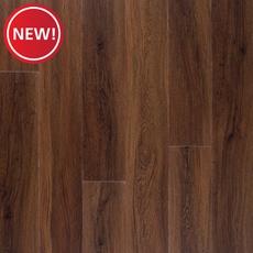 New! Tribeca Oak Matte Luxury Vinyl Plank with Foam Back