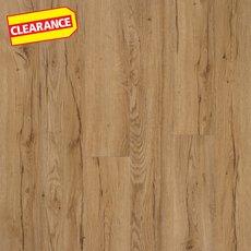 Clearance! Signature Hickory Rigid Core Luxury Vinyl Plank - Foam Back
