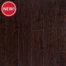 New! Bramble Hickory Luxury Vinyl Plank with Foam Back