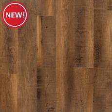 New! Kodiak Oak Matte Luxury Vinyl Plank with Foam Back