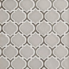 Heirloom Clay Arabesque Porcelain Mosaic 10 X 10