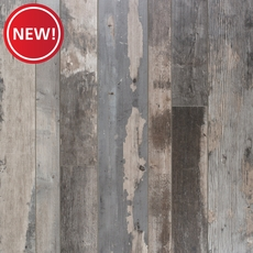 New! Stone Washed Random-Width Matte Water-Resistant Laminate
