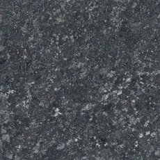 Sample - Custom Countertop Black Pearl Brushed Granite