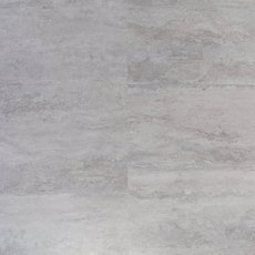 Silver Travertine Luxury Vinyl Tile