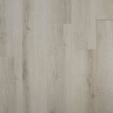 Bay Breeze Oak Gray Water-Resistant Laminate